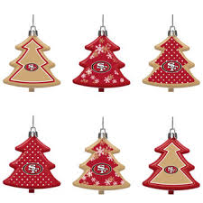49ers holiday decorations buy san francisco 49ers ornaments d