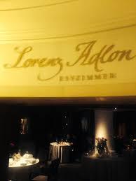 Lorenz Adlon Esszimmer Restaurant Berlin Travel Food Art U2013 Latest News Aus Dem Lorenz Adlon Esszimmer