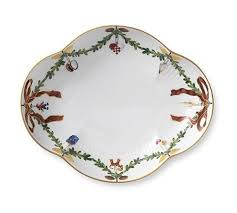 royal copenhagen fluted accent dish 8 5 the