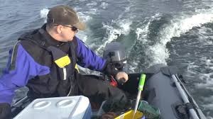 yamaha 9 9 hp outboard motor 4 stroke first run youtube