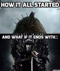 King Of The North Meme - i don t game of thrones pinterest