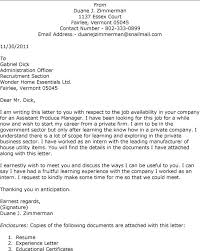 best salutation for cover letter cover letters the career center
