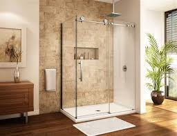 Fleurco Shower Door Fleurco Glass Shower Doors Kinetik Kr In Line 2 Sides
