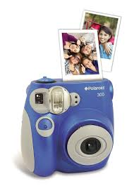 polaroid instant 300 polaroid pic 300 bleu pic 300 achat appareil photo grosbill
