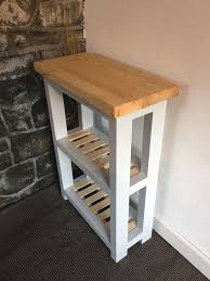 piece of the week gilwern butchers block storage unit powell