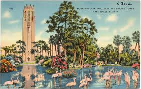 Lake Wales Florida Map by Mountain Lake Sanctuary And Singing Tower Lake Wales Florida