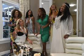 real housewives of potomac u0027 preview gizelle bryant robyn dixon