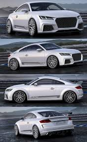 129 best for my garage images on pinterest car cafe racers and 2015 audi tt slims down with ultra chic interior tt sqc promises 3 6