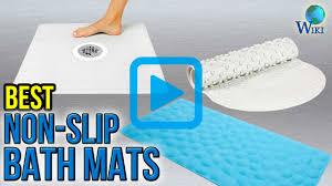 Bathtub Mats Non Slip Top 10 Non Slip Bath Mats Of 2017 Video Review