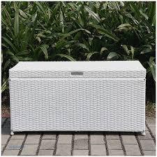 Deck Storage Bench Storage Benches And Nightstands Elegant Rattan Garden Storage