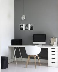 best 25 grey office ideas on pinterest orange home office paint