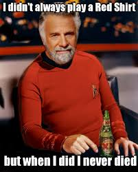 Worlds Most Interesting Man Meme - the most interesting man in the world star trek most underrated