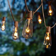 bulb string lights target lighting outdoor string lights ideas target threshold hanging