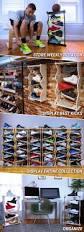 best 25 sneaker storage ideas on pinterest shoe rack 40 shoe