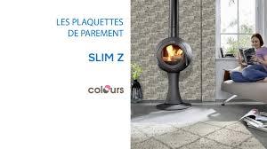 Bordure Bois Castorama by Plaquette De Parement Slim Z Colours 662230 Castorama Youtube