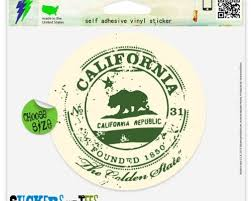 California Travel Stickers images California bumper stickers decals magnets jpg