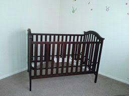 Lajobi Convertible Crib Lajobi Nursery 101 Concord Classic Convertible Crib And Changing