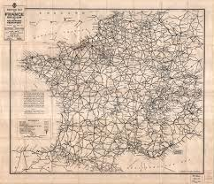 Road Map Of France by Map And Data Library University Of Toronto Libraries Search Pages