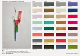 Twitter Color Fashion Vignette Trends Global Color Research Spring Summer 2015