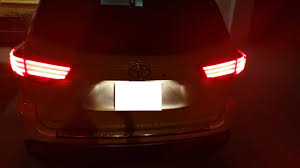 2015 toyota camry tail light ebay led tail lights installed 2015 white xle toyota nation