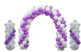 wedding balloon arches uk balloons hire bristol bath for weddings birthdays corporates proms