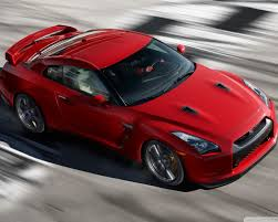 red nissan car bloody red nissan gtr desktop background hd 1920x1200 deskbg com