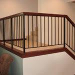 interior railing best 25 indoor stair railing ideas on pinterest