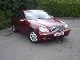 used mercedes benz c class 2001 for sale motors co uk