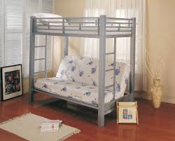 berg twin over full bunk bed with stairs and trundle u2014 all home