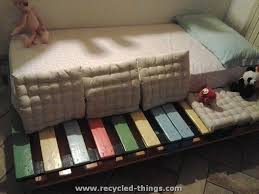 Making A Pallet Bed Pallet Toddler Bed Plans Recycled Things