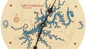 lake cumberland map sen girdler suggests one zone for entire region lake