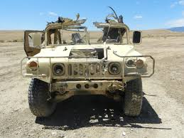unarmored humvee a blast of a day at the range simhq forums