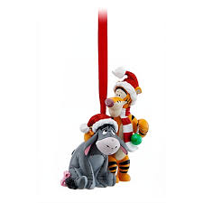 your wdw store disney ornament eeyore and tigger