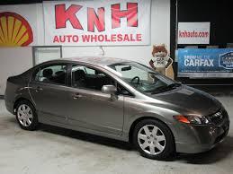 honda civic lx 2007 for sale 2007 honda civic lx for sale at knh auto sales akron ohio