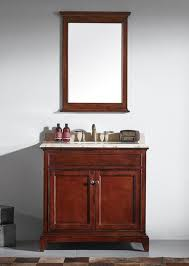 All Wood Bathroom Vanities by Traditional Vanities