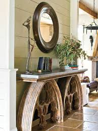 Unique Foyer Tables Beautiful Unique Foyer Tables And 47 Console Table Decor Ideas