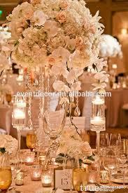 Wine Glass Flower Vase Clear Glass Flower Vase For Centerpiece Party Wedding Decor Buy