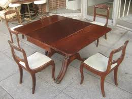Drop Leaf Table With Chairs 35 Antique Drop Leaf Dining Table Designs Table Decorating Ideas