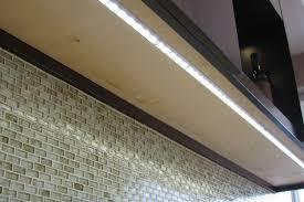 under cabinet led lighting puts the spotlight on the under cabinet led lighting light strip with counter lights