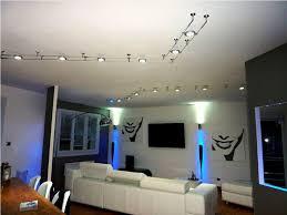 flexible track lighting designs ideas