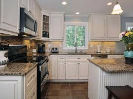 white kitchen cabinets with tan quartz countertops xxbb821 info