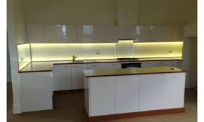 Led Strip Kitchen Lights Under Cabinet by Led Under Cabinet Strip Lighting Home Design Ideas And Pictures