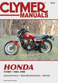 vt500 motorcycle 1983 1988 service repair manual