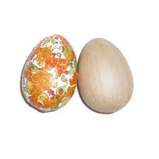 large paper mache egg large papier mache egg paper mache bases and blanks for