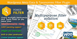 wordpress meta data u0026 taxonomies filter by realmag777 codecanyon