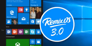 what is android os to install android on your pc with remix os 3 0