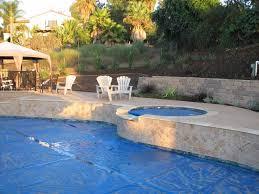 pools built on a slope project final pics u2022 backyard