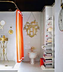 bathroom shower curtain decorating ideas your bathroom look larger with shower curtain ideas