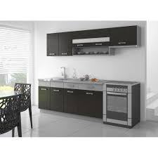 cdiscount cuisine compl鑼e cuisine complète avec plan de travail achat vente cuisine