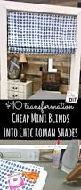 window treatment how to take blinds from cheap to chic diva of diy